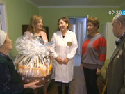 Алматыдағы №5 қалалық клиникалық ауруханасының дәрігерлері дәстүрлі қайырымдылық шарасын өткізді