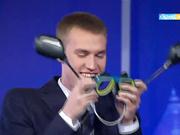 Бүгін 23:15-те «Түнгі студияда Нұрлан Қоянбаев» ток-шоуында жүзуден  Рио Олимпиадасының жеңімпазы Дмитрий Баландин қонақта