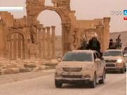 «ДАИШ» Пальмираны қайта басып алды