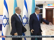 Сенат Төрағасы Қасым-Жомарт Тоқаев Израиль Премьерімен кездесті