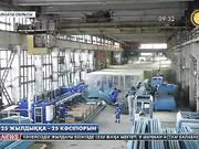 Алматы облысында 25 кәсіпорын іске қосылады