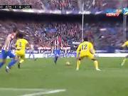 «Атлетико» - «Лас - Пальмас»: Сауль Ньигестің голы - 1:0