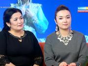 Сықақшы Нұржан Тұтов отбасымен «Бүгін жексенбіде» қонақта (ВИДЕО)