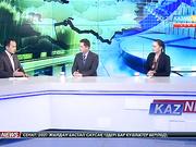 Студия қонағы - Экономикалық зерттеулер институты директорының орынбасары Мадияр Кенжеболатұлы