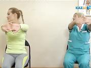Здоровый ритм. Упражнения при инсульте