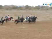 «Әулиеата» - «Алатау». Көкпар. Ұлттық ойын. Жастар арасындағы XII Қазақстан чемпионаты