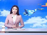 Қазақстанда Су-27 ұшағы апатқа ұшырады