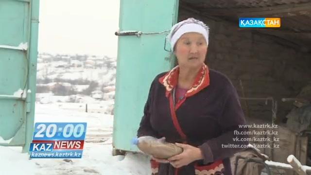 «KazNews»-тің 20:00-дегі жаңалықтарында: Мердігердің олақ әрекетінен  оңтүстіктің тұрғындары құм аралас лай су ішіп отыр