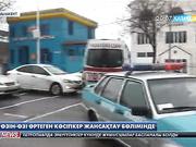 Оңтүстік Қазақстан облысында кәсіпкер прокуратура ғимаратының алдында өз-өзін  өртеп жіберді