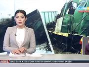 Шығыс Қазақстан облысында 18 жүк вагоны рельстен шығып кетті