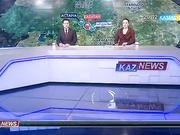 Ақмола облысының Бабатай станциясында жүк пойызы мен электровоз соқтығысты (Толығырақ)