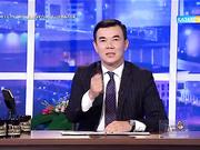 Жеңісхан Момышев, Әбунасыр Серіков - «Бизнес по казахский» фильмінің режиссері мен актері