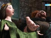 31 желтоқсан 10:15-те Ұлттық арнадан «Батыл жүрек» мультфильмін көріңіз!