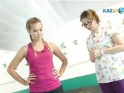 Здоровый ритм. Упражнения при плоскостопии