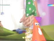 Бағдарламаның тұрақты аспазы өзі әзірлеген тағам түрлерін балалар үйіне апарады