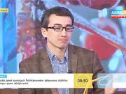 Жас кәсіпкер Эмин Әскеров «Green TAL» жобасының мақсаты туралы әңгімеледі