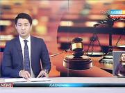 Оңтүстік Корея Президентінің құрбысы сотқа жеткізілді