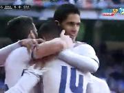 «Реал Мадрид» - «Гранада»: Каземироның голы - 5:0