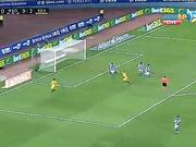 «Реал Сосьедад» - «Севилья»: Пабло Сарабияның голы - 0:3