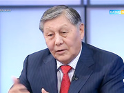 Сапар Ысқақов - cаяхатшы, меценат, «Алтын адам» номинациясының екі мәрте иегері, «Тілеп» қайырымдылық қорының президенті
