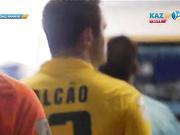 Футзалдан Бразилия құрамасының шабуылшысы Фалькао  «Теңдесі жоқ мансабы» үшін марапатталды (ВИДЕО)