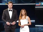 «The Best FIFA Football Awards 2016» марапаттау рәсімі