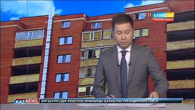 Астана орталығында жеке кәсіпкер 9 қабатты үйдің шатырынан заңсыз құрылыс бастаған