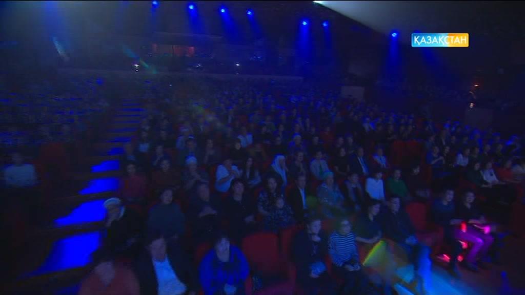 «Жұлдызды жаңа жыл». Мерекелік шоу-концерт. 15 қаңтар, 21:00-де!
