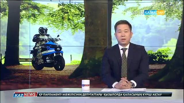 Голландиялық студенттер өздері құрастырған электрлік мотоциклмен Жер шарын айналып өтті