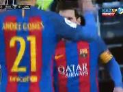 «Барселона» - «Лас-Пальмас»: Лионель Мессидің голы - 2:0