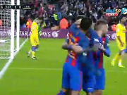 «Барселона» - «Лас-Пальмас»: Алеш Видальдың голы - 5:0