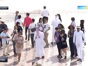 Бүгін Мемлекет басшысының Біріккен Араб Әмірліктеріне ресми сапары басталды