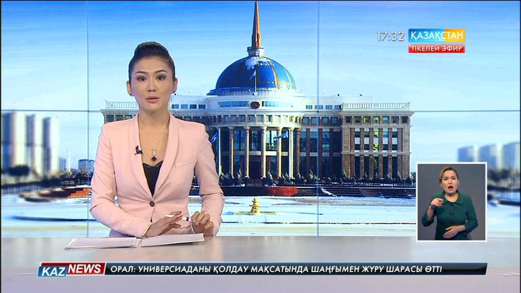 Елбасы Қырғыз Республикасының Президенті Алмазбек Атамбаевқа көңіл айту жеделхатын жолдады