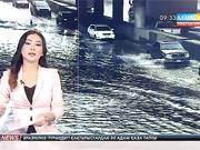 Аргентинаға бір жылдық мөлшерде жауын-шашын түскен