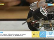 «Таңшолпан». Қалаған сызбаңызды сызып беретін суретші робот пайда болды