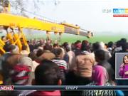 Үндістанның Уттар-Прадеш провинциясындағы Этах ауданында жол апатынан 15 оқушы қаза тапты