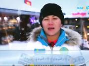 Универсиада-2017. Жібек Арапбаева: Универсиада мен үшін жауапты бастама (ВИДЕО)