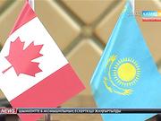 Сенат төрағасы Қасым-Жомарт Тоқаев канадалық Парламент депутаттарын қабылдады