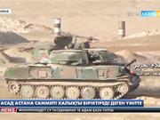 Астанадағы Сирия жөніндегі келіссөздерге әлем елдері сенім артуда