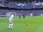 «Реал Мадрид» - «Малага»: Серхио Рамостың екінші голы - 2:0