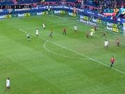 «Осасуна» - «Севилья»: Висенте Иборраның қарсылас қақпасына салған екінші голы - 2:2