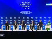 Давоста өткен Дүниежүзілік экономикалық форумда қандай мәселелер талқыланды?
