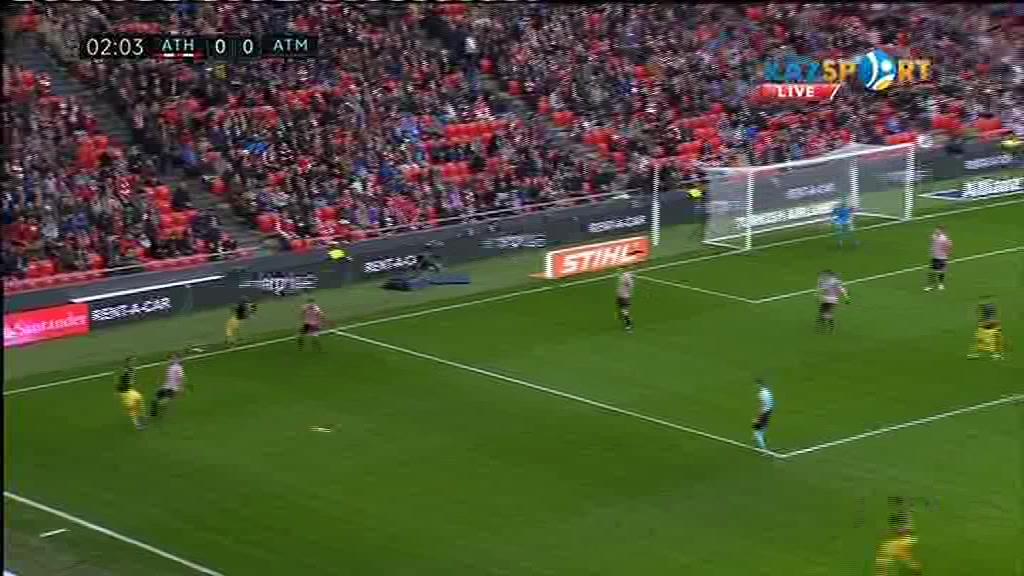 «Атлетик» - «Атлетико»: Кокенің голы - 0:1
