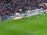 «Атлетик» - «Атлетико»: Оскар де Маркостың голы - 2:1