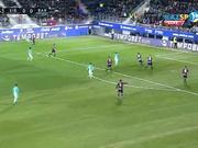 «Эйбар» - «Барселона»: Денис Суарестің голы - 0:1