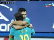 «Эйбар» - «Барселона»: Луис Суарестің голы - 0:3