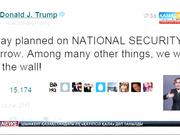 Дональд Трамп Мексикамен шекарада қабырға тұрғызбақ