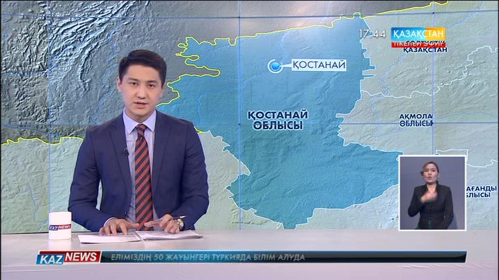 Қостанай облысындағы Щербаков ауылдық округінің әкімі есеп берді