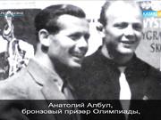 Әбілсейіт Айханов - еркін күрестің палуаны, Халықаралық спорт шебері, КСРО Кубогының иегері, олимпиада чемпионы