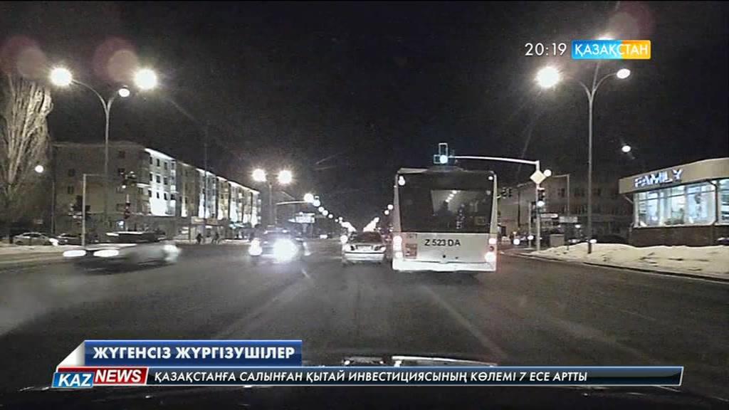 Астаналық тұрғындардың қоғамдық көлік жүргізушілеріне қатысты шағымдары көбейді
